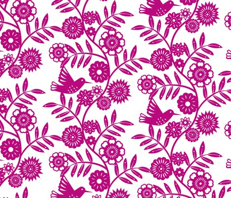 Rflores-fabric-magenta_shop_preview