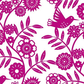 Flores Magenta