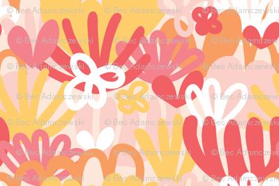 Marguerite floral