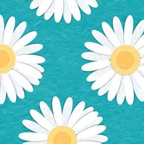 Spring Daisies_Paper Cut