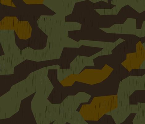 Splinter_A_Fall_Sparse fabric by ricraynor on Spoonflower - custom fabric