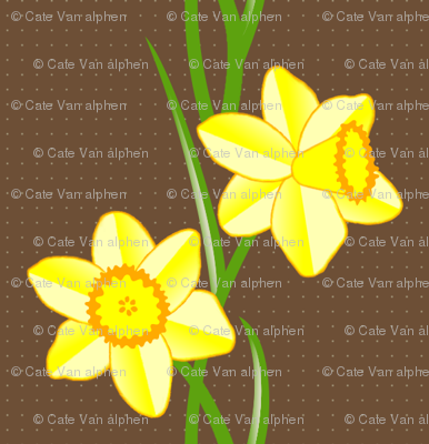 Just daffodils