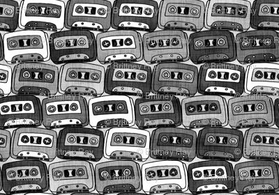 Silver Cassettes Color Request