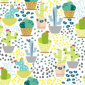 Quirky Little Cacti #3