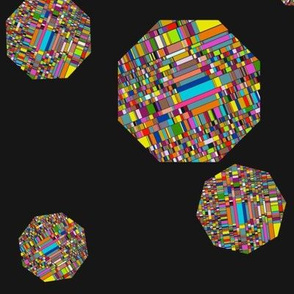 Pixelated Octagons