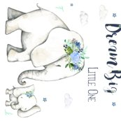 R42_x36__dream_big_little_one_floral_elephant_shop_thumb