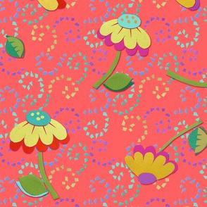 paper flower garden 2