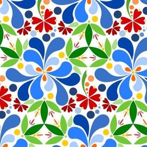 Flower Cutout