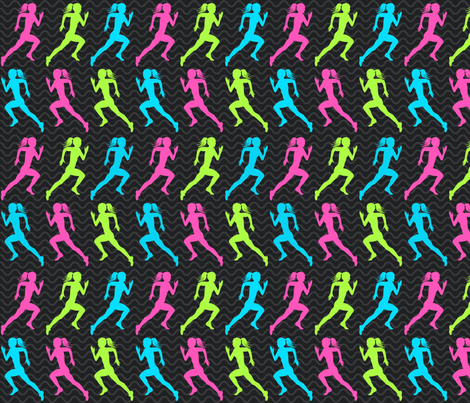 Running fabric by bags29 on Spoonflower - custom fabric