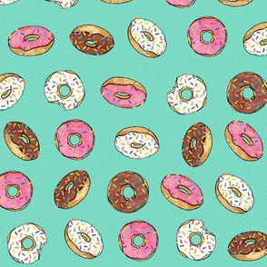 ALL the donuts! on Aqua