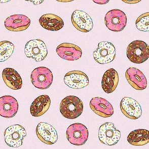 ALL the donuts! on Pink
