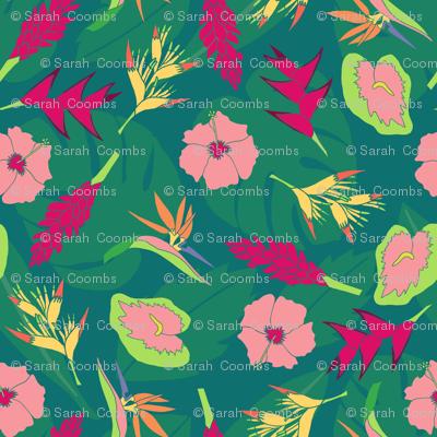 Tropi-Cut Florals
