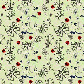 Vintage_papercut_with_ladybug