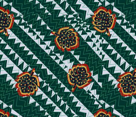 Tropiwax fabric by camillehermant on Spoonflower - custom fabric