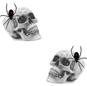 skull and spider small