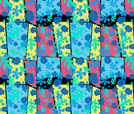 go_matisse fabric by kgarvey on Spoonflower - custom fabric