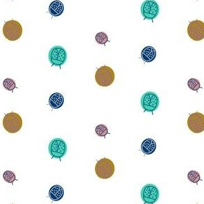 Polka Dot Ladybugs