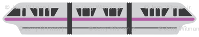 Monorail - Light_Violet