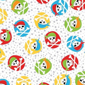Pirate Skull 02