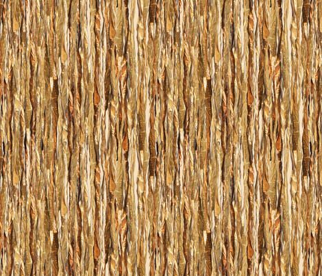 Grass Skirt - Polynesian Princess Collection fabric by joyfulrose on Spoonflower - custom fabric