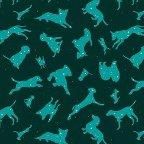 Constellation Dogs - Green