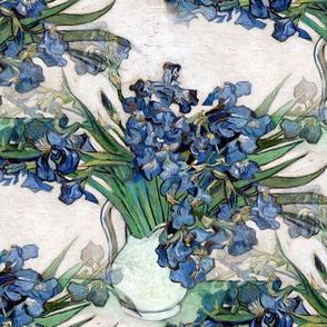 1889 Irises