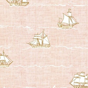 Fable Fleet (blush linen)