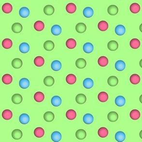 Jack Juggles -polka-dots(balls)