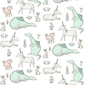 Enchanted Creatures // by Sweet Melody Designs