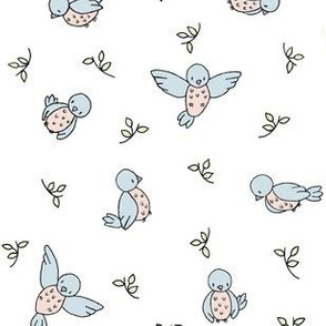 Little Bird // by Sweet Melody Designs