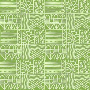 Fenland Fields // spring green