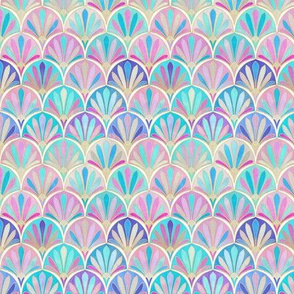 Glamorous Twenties Art Deco Pattern extra small version
