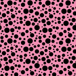 Ladybird Spot - Rose Pink - Small
