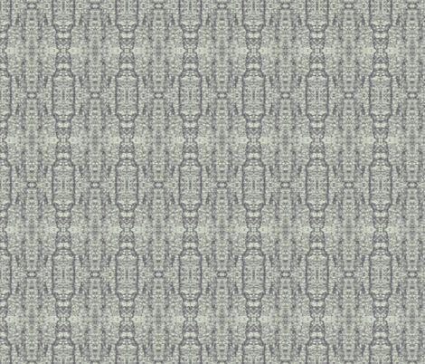 Sooty Smudges on Sleet Grey fabric by rhondadesigns on Spoonflower - custom fabric