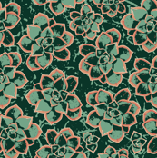Succulent Camouflage