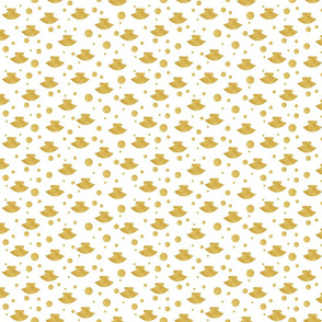 Tundraberry Mod Ulu Gold