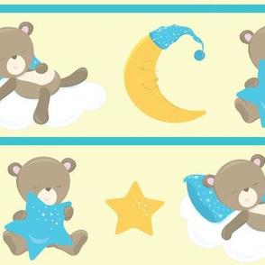 Blue Baby Bears 08