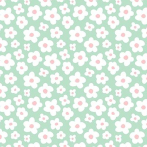 DAISYs Pastel Green
