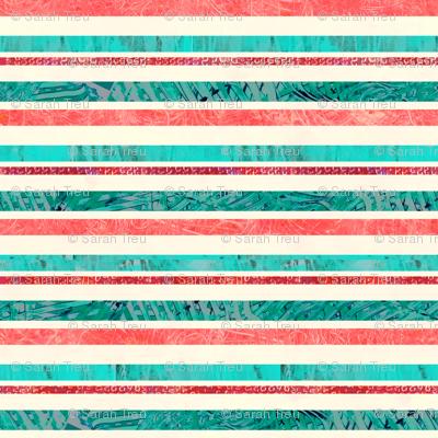 Beach Towel Stripes