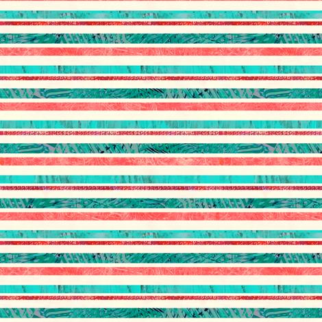 Beach Towel Stripes fabric by sarah_treu on Spoonflower - custom fabric