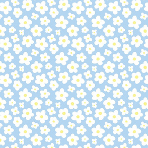 DAISY Pastel Blue