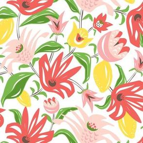 Island Garden - Floral