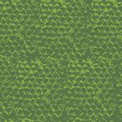 Green scales // cosplay dressing up mermaid scales
