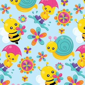 Bees and Ducks