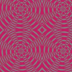 gyroscope pink grey