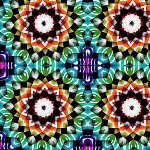 multi_colored_zebra_rainbow_weave_kaleidoscope_pattern