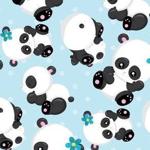 Cute Pandas 08