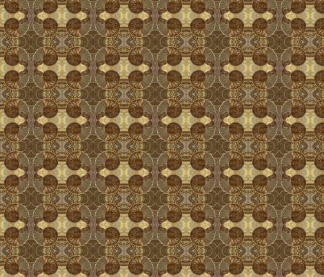 nautilus 5 fabric by hypersphere on Spoonflower - custom fabric