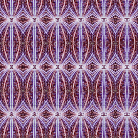 sea urchin 1 fabric by hypersphere on Spoonflower - custom fabric