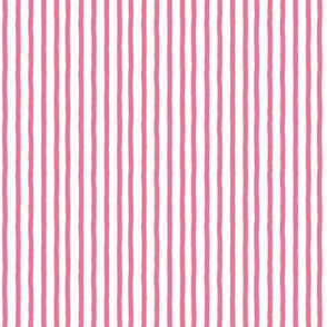 Unicorns and Rainbows Pink Stripe Coordinant